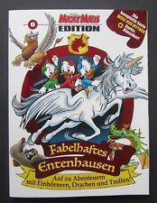 Mickey Maus Edition Nr.6 Walt Disney Fabelhaftes Entenhausen ungelesen, 1A  TOP