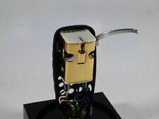 SANSUI-SUPEX SD-500 GOLD LOMC Cartridge with Sansui headshell.