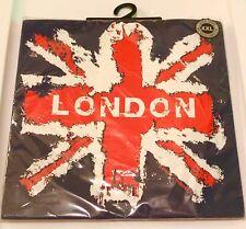 BRAND NEW Mens Capital London T Shirt - Union Jack - XXL 2XL