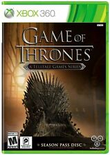 Game of Thrones: A Telltale Games Series (XBOX 360) Season Pass Disc *bonus DLC
