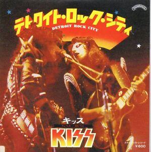 ★☆★ CD Single KISS Detroit Rock City (Single Edit) 2-track CARD SLEEVE  ★☆★