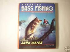 ADVANCED BASS FISHING Weiss Baits Lures Techniques 1984