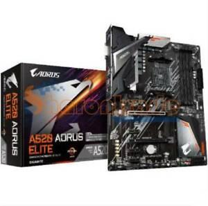 GIGABYTE AORUS A520 AORUS ELITE AM4 AMD A520 SATA 6Gb/s ATX AMD Motherboard