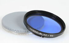 HASSELBLAD BAY-50 3.5X CB12 (BLUE) -1.5 FILTER WITH CASE