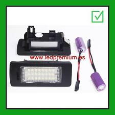 ledpremium 2x LED NUMBER PLATE LIGHTS PORSCHE CAYENNE 2 FACELIFT '14 CANBUS