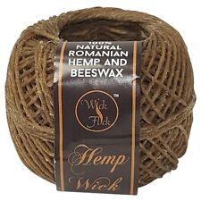 100% Natural & Organic Wickflick Hemp Wick – No More Butane Lighters! - Best Buy