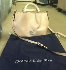 Dooney & Bourke Small Brenna Satchel Pale Pink