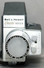 BELL & HOWELL Director REFLEX Angenieux Zoom f/1.8 9-36mm Vintage Movie Camera