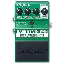 Digitech Bass synth wah Bass envelope filter for bass guitar F/S from Japan