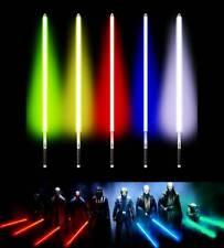 Metal Lightsaber Combat Grade Light Saber Metal Sound Vibration Blade 100cm