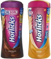 Women's Horlicks 400Gm Nutrition Drink Choose from 2 Flavors Chocolate / Caramel