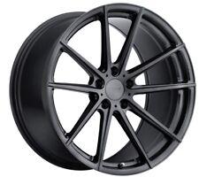 18x8.5 TSW Bathurst 5x120 Rims +15 Gunmetal Wheels (Set of 4)