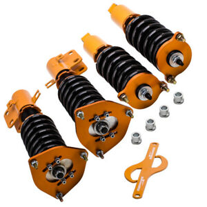 Full Coilover Suspension Kit For Subaru Liberty Legacy BE BH 1999 2000-2004