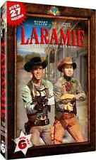 LARAMIE SEASON 2 New Sealed 6 DVD Set, Free Shipping
