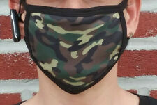New Face Mask Camouflage Reusable Washable Protection Cover Breathable Cotton
