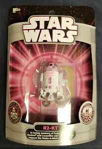 Star Wars Make-a-Wish R2-KT SDCC 2007 Brand New Factory Sealed