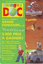 Revue Images Doc * n° 126 * Gazelle * télévision  vélo * MALI * journal télévisé