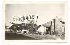 Rppc 1905/55 Calgary Canada The Stockade Photo Postcard * Now On Sale * Pc6350