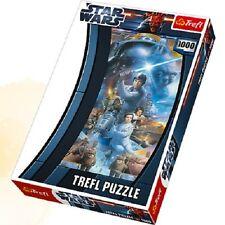 PUZZLE 1000 STAR WARS jigsaw GWIEZDNE WOJNY TREFL *JBook