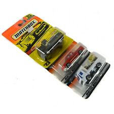 Matchbox Diecast Lot 1/64 Scissors Truck Volvo Container Ford F-150 #50 #23 #7