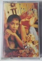 Jodi Watley Intimacy Cassette Tape 1993 MCA Records