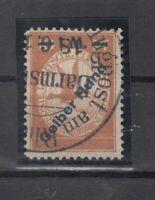 DA7843/ GERMANY REICH – AIRMAIL – MI # IV USED SIGNED GEORG BUHLER – CV 240 $