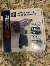 Campbell Hausfeld Ch 38 Inch Air Impact Wrench Tl0549 Brand New