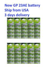 50pcs GP23AE GP 23A MN21 A23 V23GA VR22 Fresh batteries USA seller 3 days deliv