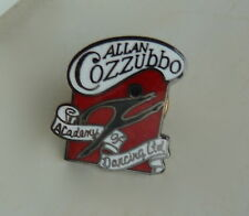 Allan Cozzubbo Academy of Dancing Ltd Lapel Hat Pin