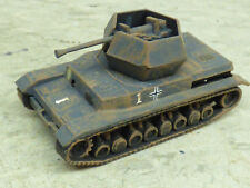 Aurora Compatible Roco Pro Painted WWII German SF IV 37mm AA Tank Lot 2455B