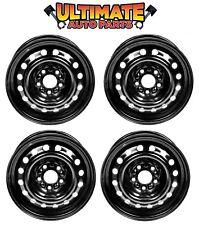 "Wheels (Set of 4) Steel 15"" for 06-07 Chevy Malibu"