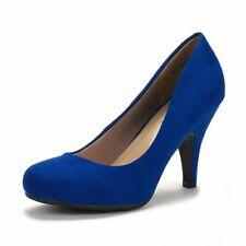 Royal Blue Heels for sale | eBay