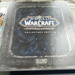 World of Warcraft®: Battle for Azeroth™ - Collectors Edition mint condition
