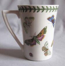 Mandarin Mug Portmeirion Botanic Garden Butterflies Pattern EUC