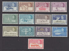 BAT 1963 set to 5/- lightly mounted mint