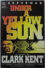 Superman: Under a Yellow Sun [nn] (1994, DC) Novel by Clark Kent (C1753)