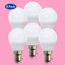 Extrastar LED 6W 5W 4W BC B22 GOLF Light Bulbs Warm Daylight White A+ 6 pieces