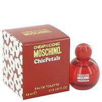 Cheap & Chic Petals by Moschino Women's Mini EDT .15 oz - 100% Authentic