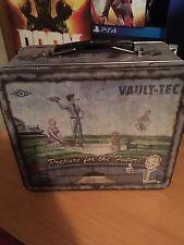 Fallout Vault Tec Tin Lunch Box