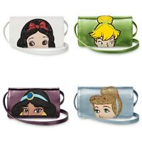 Danielle Nicole Disney Jasmine TinkerBell Snow White Phone Crossbody Bag Purse