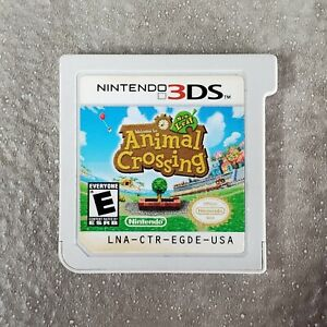 Animal Crossing: New Leaf - (Nintendo 3DS) Game Cartridge Only FAST SHIPPING