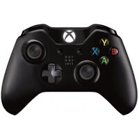 Microsoft XBOX One/One S Wireless Controller Black Day One 2013 Edition WOW!