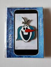 Frozen As Told By Disney Emoji Blitz Snowman Olaf Comment Speech Bubble Pin