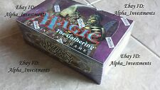 Magic MTG Urza's Legacy Booster Pack Box FACTORY SEALED NEW Urzas