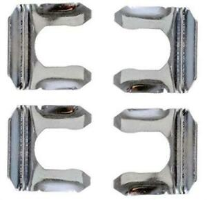4 Brake hose retainer clips for 1936-1959 Buick Cadillac Chevrolet Olds Pontiac