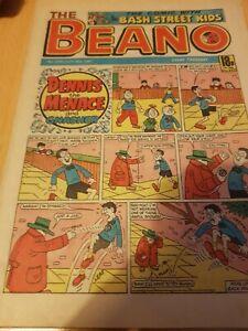 Beano comic - issue 2348