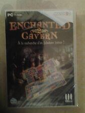 29465// OBJETS CACHES ENCHANTED CAVERN 2 A LA RECHERCHE DU TRESOR  PC NEUF