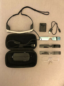 Epson Moverio BT-300 Smartglasses FPV Drone Edition FREE SHIPPING w/Buy-It-Now