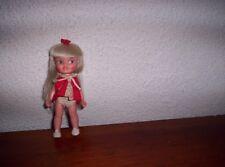 Vintage Remco Hi Heidi Pocketbook Doll 1960s' Original Clothes and Shoes