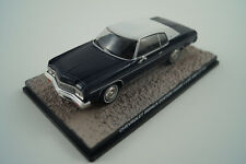 Voiture Miniature 1:43 James Bond 007 CHEVROLET IMPALA CUSTOM COUPE